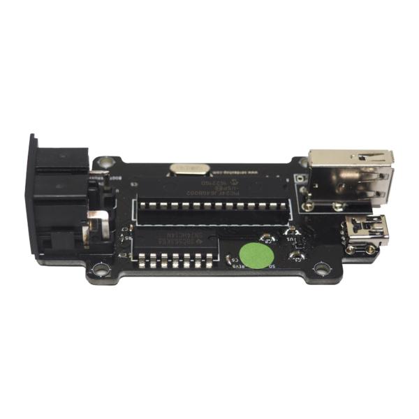 Imagen del Conversor DIN USB MIDI & Tarjeta de Host USB - Dispositivo MIDI - PCB