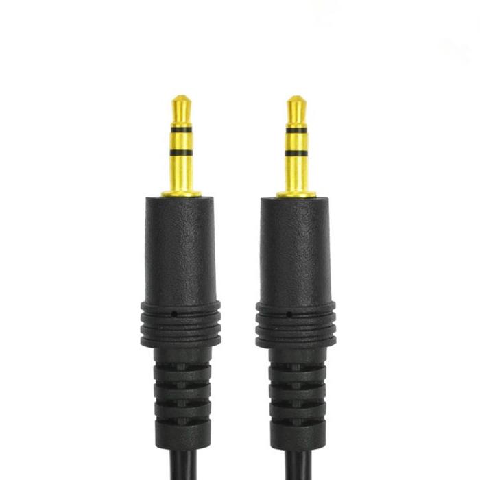 Câble d'Extension AUX - Mâle à Mâle - Fiche Stéréo TRS 3,5 mm