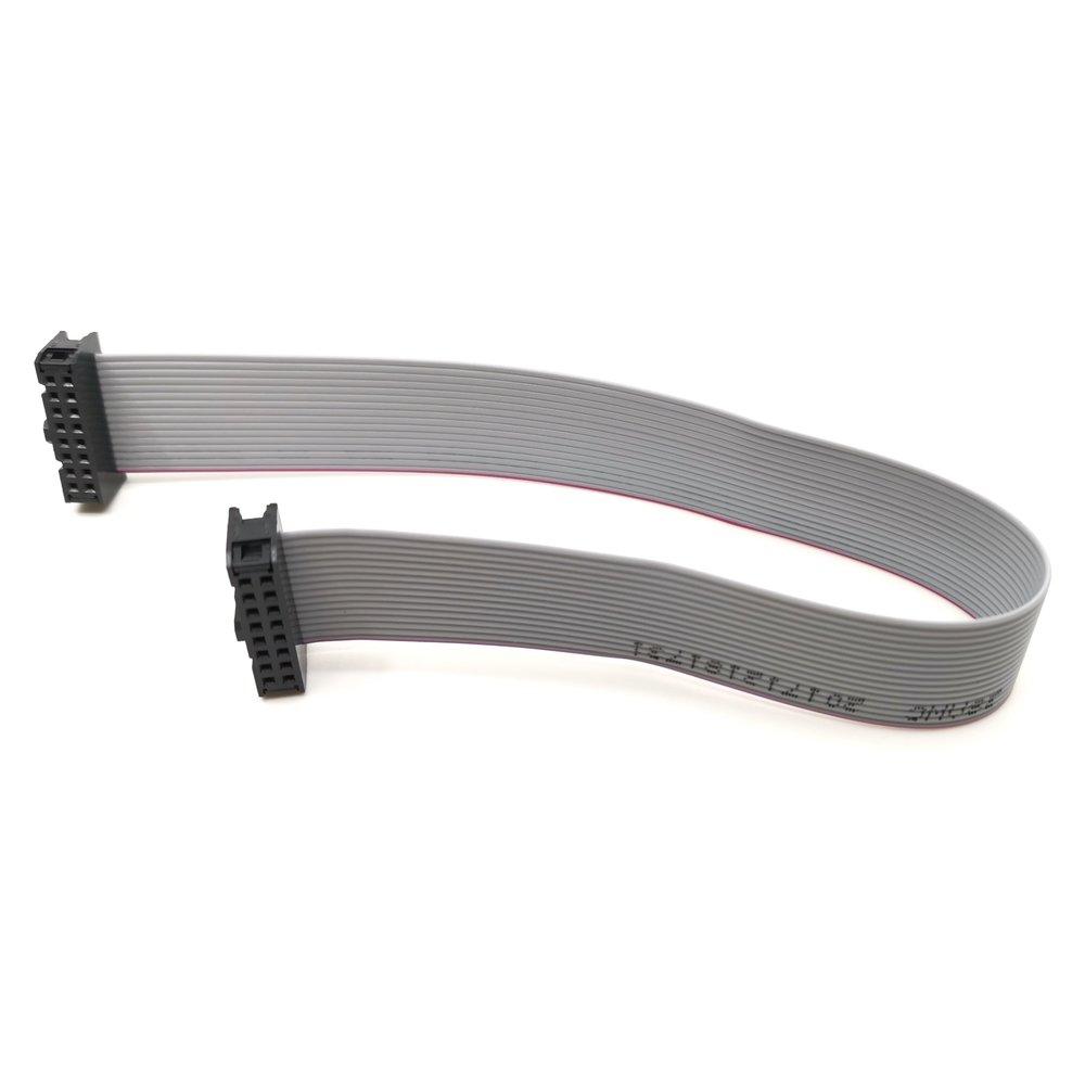 Cables Cinta Plana de Alimentación Eurorack - 16 a 16 pin - 25 cm - 10 pulgada - 0.82 pie